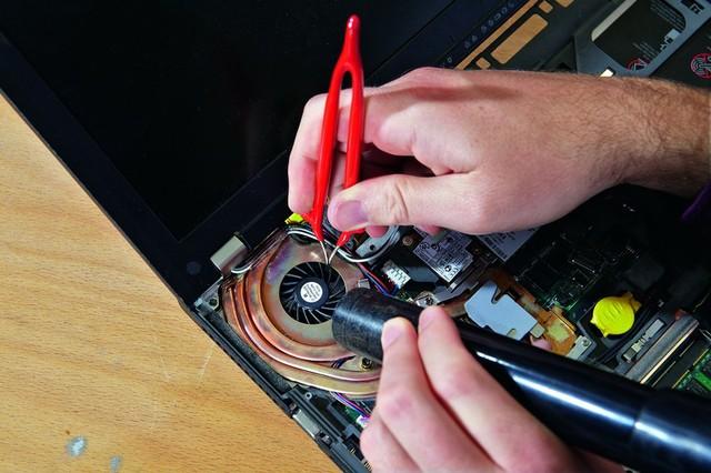 Модернизация охлаждения ноутбука своими руками 60